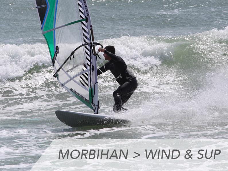 Morbihan | Windsurf & SUP | Programme 2019