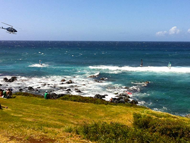 Maui, bientôt le départ!