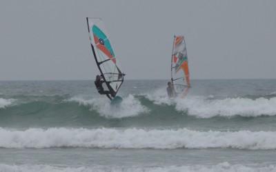 4 jours de Coaching Windsurf dans les vagues du Morbihan